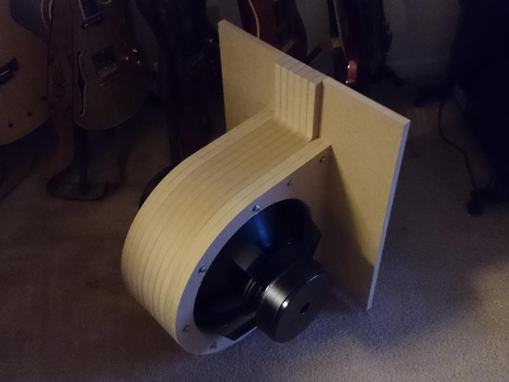 Robsan-DIY | T-Pole Sub Woofer